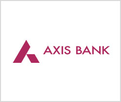 One of Our banking Partner - Axis bank