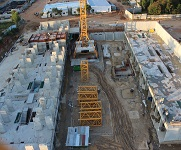 Preview of Sobha Dream Acres Contruction transistion for the month of November 2016