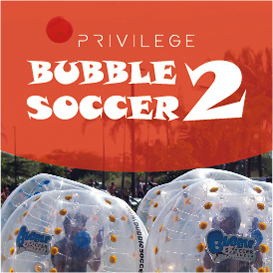 SECOND EDITION OF THE BUBBLE SOCCER TOURNAMENT AT SOBHA DREAM ACRES