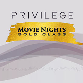 Introducing Gold Class - Movie, Enjoy Exclusive Movie Screening at Sobha Dream Acres