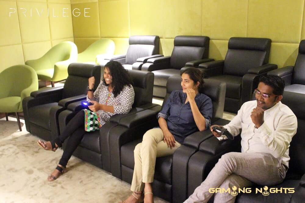 Introducing Gaming nights at Sobha Dream Acres, enjoy the gaming experience in big screen with your friends