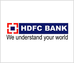 One of our banking Partner - HDFC Bank