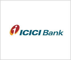 One of our banking Partner - ICICI bank
