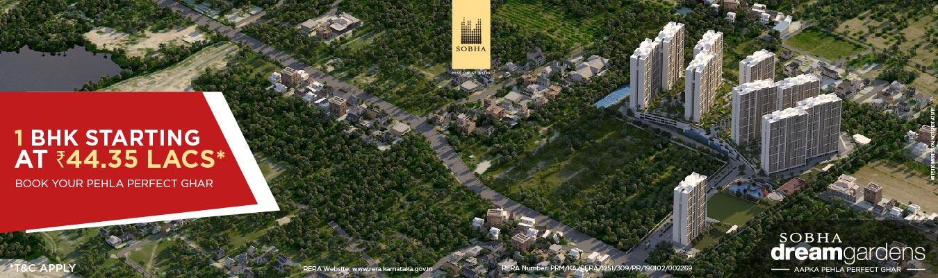 Sobha Dream Gardens