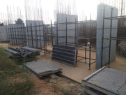 Sobha Dream Gardens Construction Status - December
