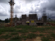 sobha dream gardens wing 5 construction status - nov2019