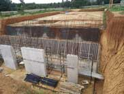 Sobha Dream Gardens Construction Image- October