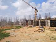 sobha dream gardens wing 7 construction status - sep 2019