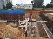 project status of Wing 8