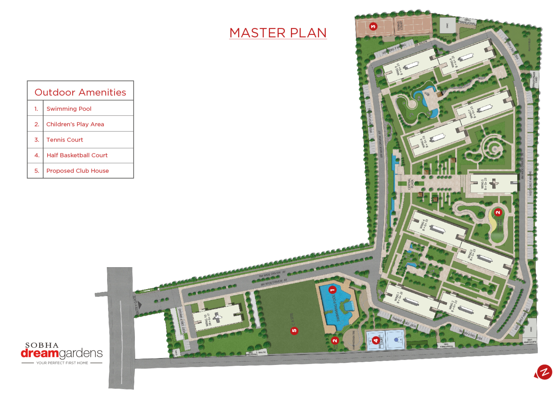 Click here to take a look at our master plan